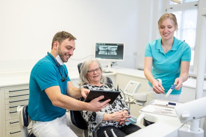Ästhetische Zahnheilkunde in der Zahnarztpraxis Philipp Schiefer